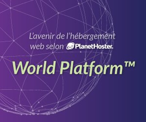 avenir hébergement world platform