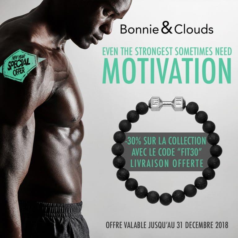 Publication Instagram et Facebook pour une campagne de Bonnie&Clouds