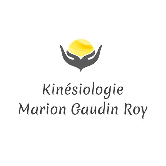 logo marion kinesiologie par Présence Web