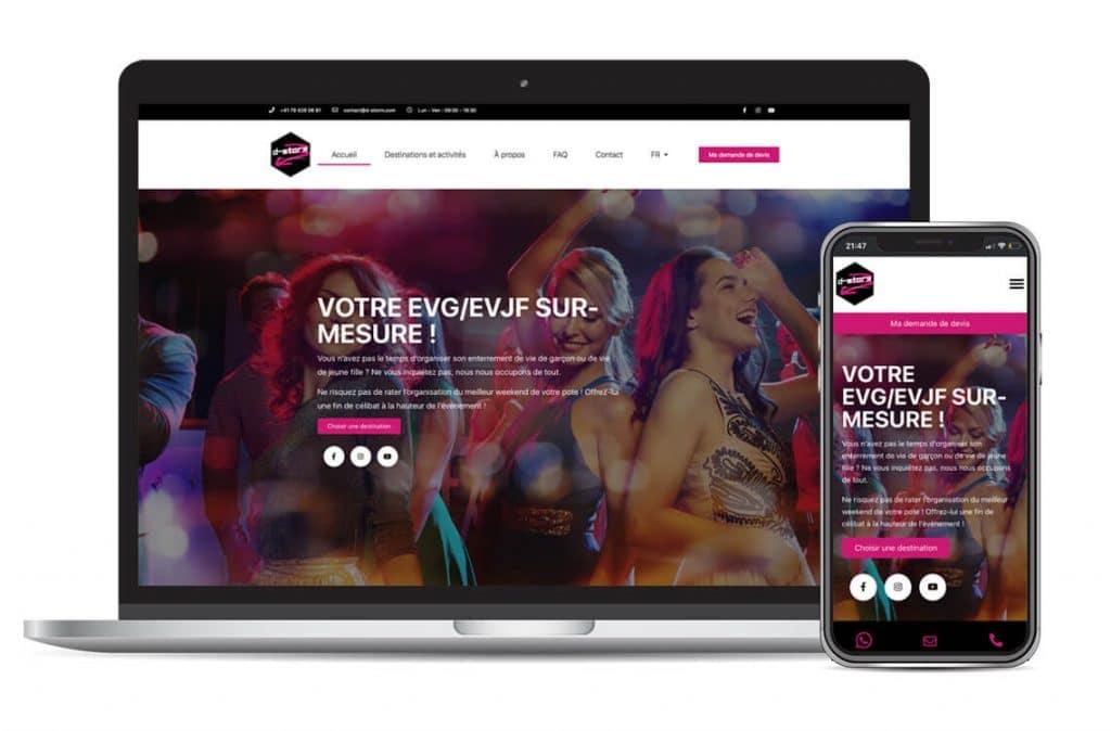 Présence web - Accueil 3