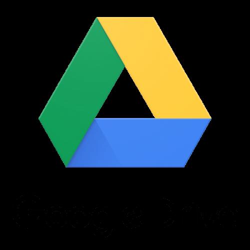 Outil télétravail Google Drive Présence web